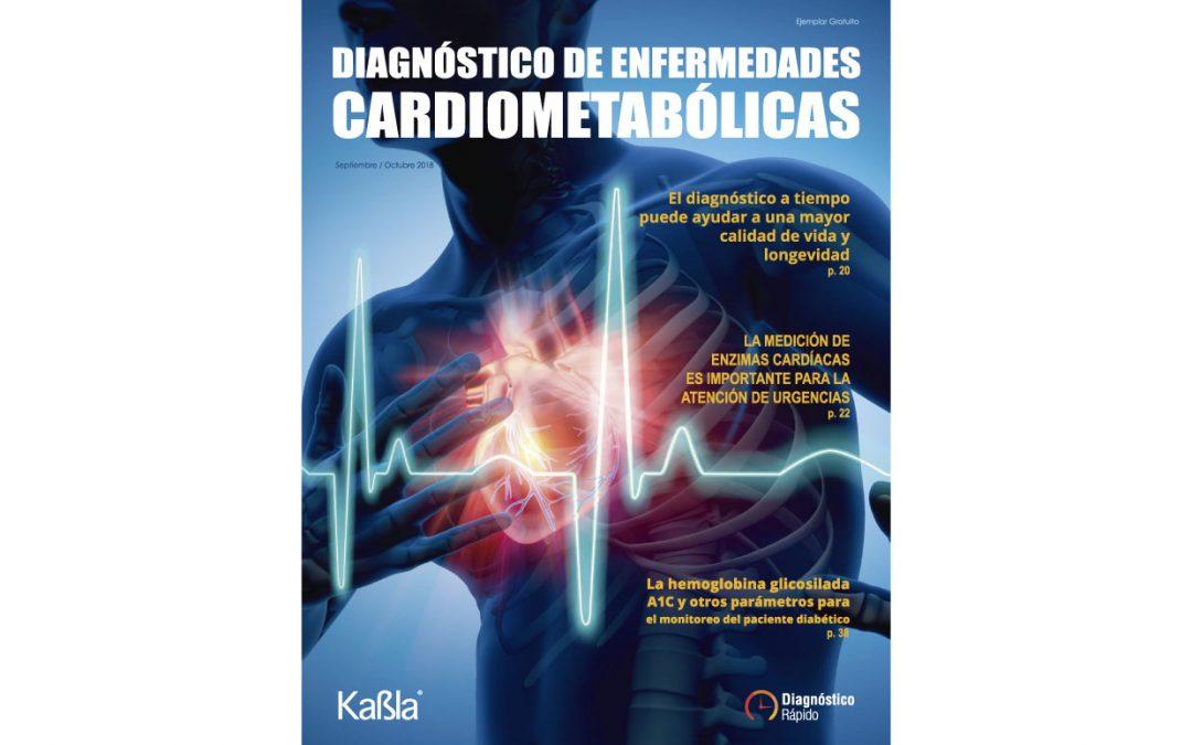 Diagnóstico de Enfermedades Cardiometabólicas – Nueva Revista, 2da. Edición 2018