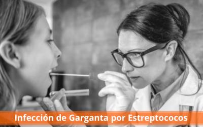 Estreptococos Grupo A puede provocar infecciones en la garganta