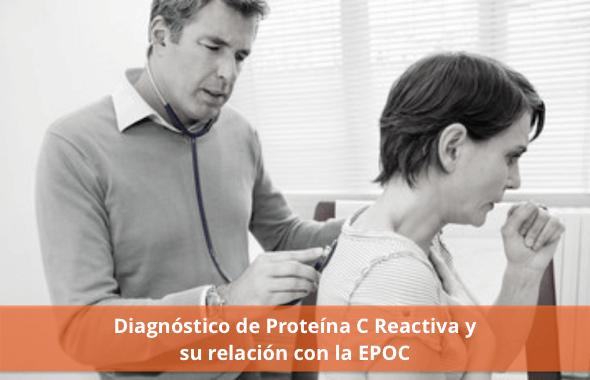 Proteína C Reactiva un diagnóstico importante en las exacerbaciones de la EPOC