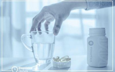 La vitamina D determina la gravedad en COVID-19