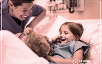 A propósito del día del niño: Salud de los niños mediante la medicina del laboratorio pediátrico