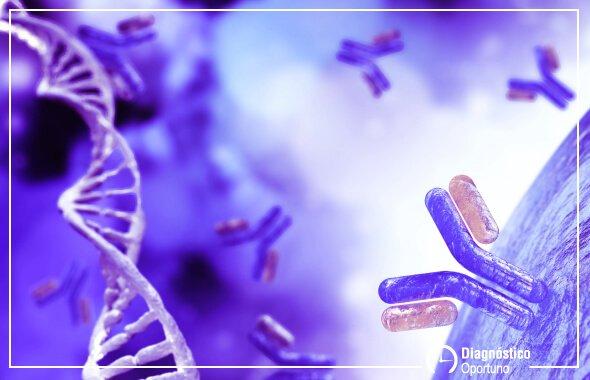 Caso de Estudio: un caso para emplear tanto el diagnóstico de COVID por PCR (Molecular) como la prueba de anticuerpos de COVID-19