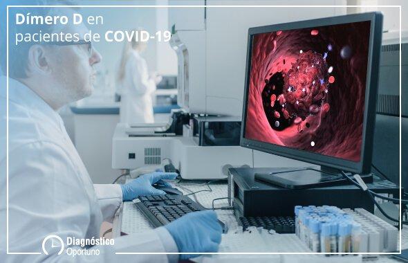 Dímero-D en pacientes COVID-19